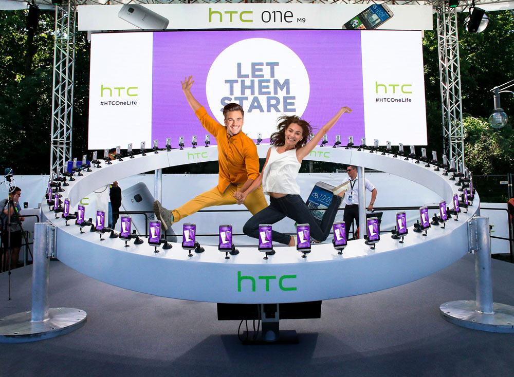 HTC Promotion zum UEFA Champions League Finale